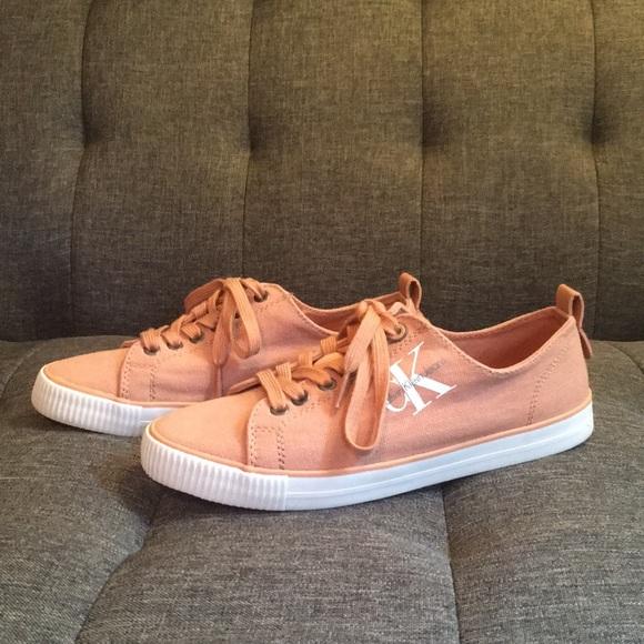 Calvin Klein Jeans Damen Dora Canvas Sneakers